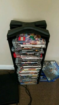 assorted DVD movie case lot Commerce, 30529
