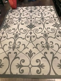 Brand new area rug 6x9ft