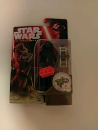 Star Wars the force awakens kylo ren figure  Tromsø, 9100