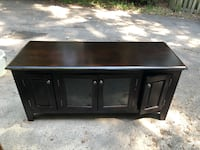 Entertainment center. Back leg broke, but can be repaired, otherwise iten is in great shape.  Richmond, 23224