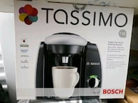 Preowned Barely Used Tassimo T45 Single Cup Brewing System Sterling, 20165