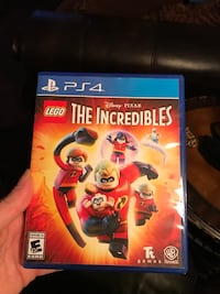 PS4 Lego Incredibles game Houston, 77058