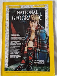 Vintage National Geographic Magazines 1960s and 1970s Toronto