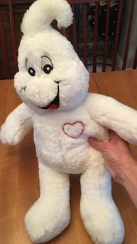 Build a Bear Ghost character plush toy Coquitlam, V3C