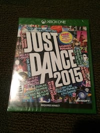 New never opened xbox one just dance 2015