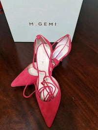 M. GEMI CANTARE RUBY RED HEELS Happy Valley, 97086