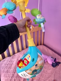VTech Lil' Critters Musical Dreams Mobile (French Version)