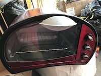 black and red toaster oven El Paso, 79932