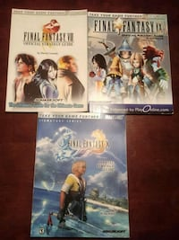 Final Fantasy Strategy Guides Toronto, M4Y 1C9