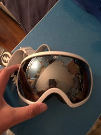 White Electric EG2 snowboard goggles. New with tag Islip, 11751