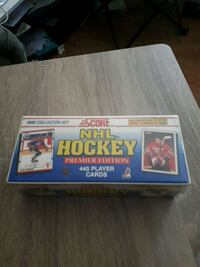 90-91 score hockey set factory sealed  Hamilton, L8H 4A7