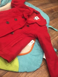 New with tag - Winter coat size 6-7 Vaughan, L4H 3E5