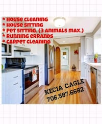 Pet sitting Columbus, 31904