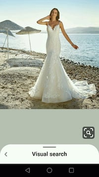 Eddy K wedding Dress Richmond Hill