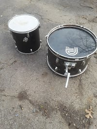 two black musical drums 459 mi