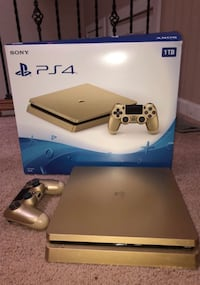 Discontinued Gold PS4 Highlands Ranch, 80130