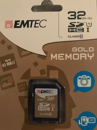 Gold Memory Card 45MB/s (negotiable)  Wellington, 33414