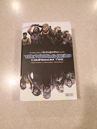 The walking dead compendium two (comic) Swansea, 02777