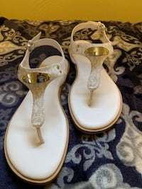 Michael Kors sandals size 7. Bought for $90 selling for $50