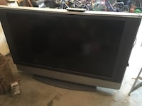 """Sony 60"""" Projection TV with TV Stand Entertainment Unit Rehoboth, 02769"""