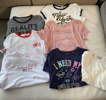 Tween clothing lot