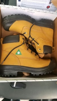 Dakota steeltoe boots