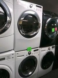 LG front load set washer and dryer in great condit Randallstown, 21133