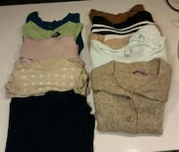 Sweater Lot Small/Medium Toronto, M3L