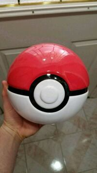 Pokemon pokeball piggy bank Toronto, M8Z 6C7
