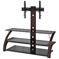 Z-Line Designs Baltic 3-in-1 TV Stand for 36'' - 72'' TVs - Espresso