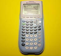 Texas Instruments TI-84 Plus Graphing Calculator Toronto