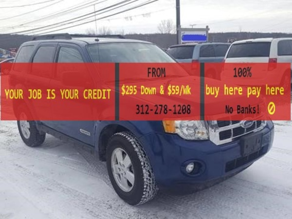 Buy Here Pay Here Chicago >> 2008 Ford Escape Buy Here Pay Here