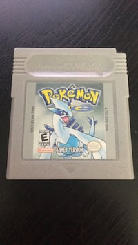 pokemon silver version for game boy Chicago, 60613