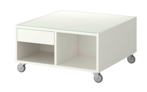Must Go Coffee Table Ikea Boksel Like New