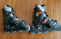 Bauer Youth Rollerblades - Size 6 Calgary, T3J 3J7