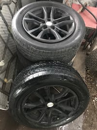 Camero rims and tires Edcouch, 78538