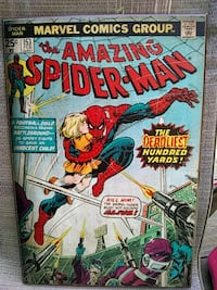 Marvel The Amazing Spider-Man comic book Syracuse, 13208