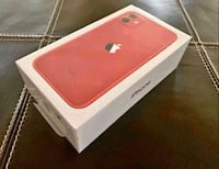 iPhone 11 Pro Red 256GB (UNLOCKED)  Toronto