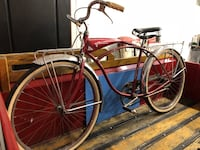 1962 Vintage Schwinn Cruiser Bicycle Burlington, L7L