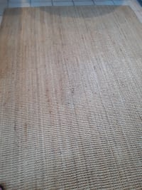 Natural jute rug, Austin TX DALLAS