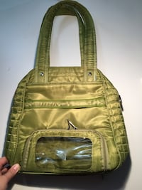Lug apple green tote Mont-Royal, H3R 1K7