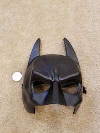 DC Comics Batman Dark Knight Mask Springfield
