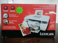 Lexmark p450 Compact photo printer & Cd burner  Las Vegas, 89146