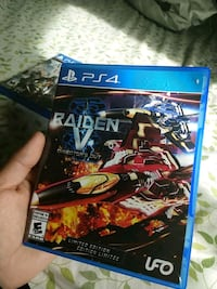 Ps4 game raiden V director's cut Gaithersburg, 20886