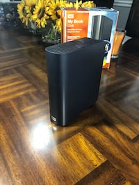 WD My Book Live 3TB Personal Cloud Storage NAS Share Files and Photos Gaithersburg, 20878