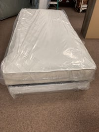 Twin Mattress with free box spring Baltimore