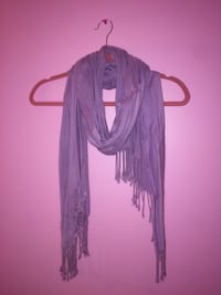 Purple Scarf  Greenbelt