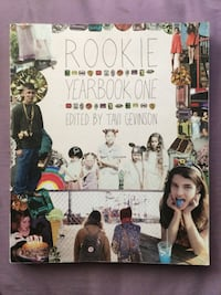 ROOKIE YEARBOOK 1+2 USED East Gwillimbury, L0G
