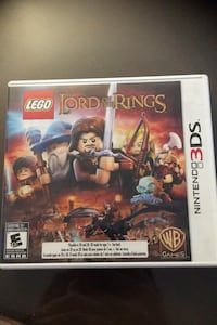 LEGO The Lord of the Rings Nintendo 3DS Vancouver, V5Z 3N2