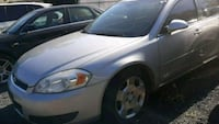 2007 Chevrolet Impala Washington